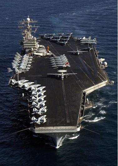 出大事了:美国华盛顿核航母遭受某国导弹攻击! -  宁失身不失眠  - 宁失身不失眠