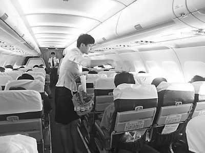 春秋航空飞机的座位数量增加到180座