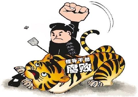 """习近平:""""老虎""""""""苍蝇""""一起打"""