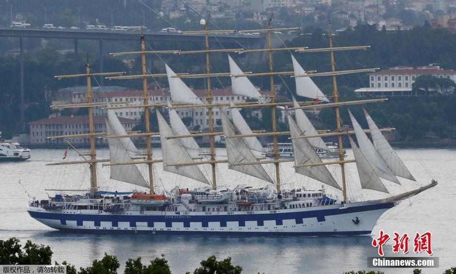 也是现存最大的古典西洋帆船