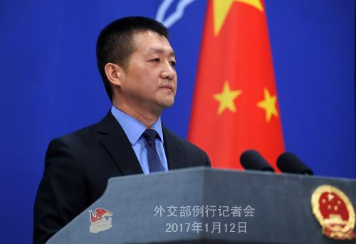 外交部就中美关系 南海局势 台湾问题等答问
