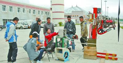 记两获国家科技进步一等奖的北京航空航天大学无人机团队