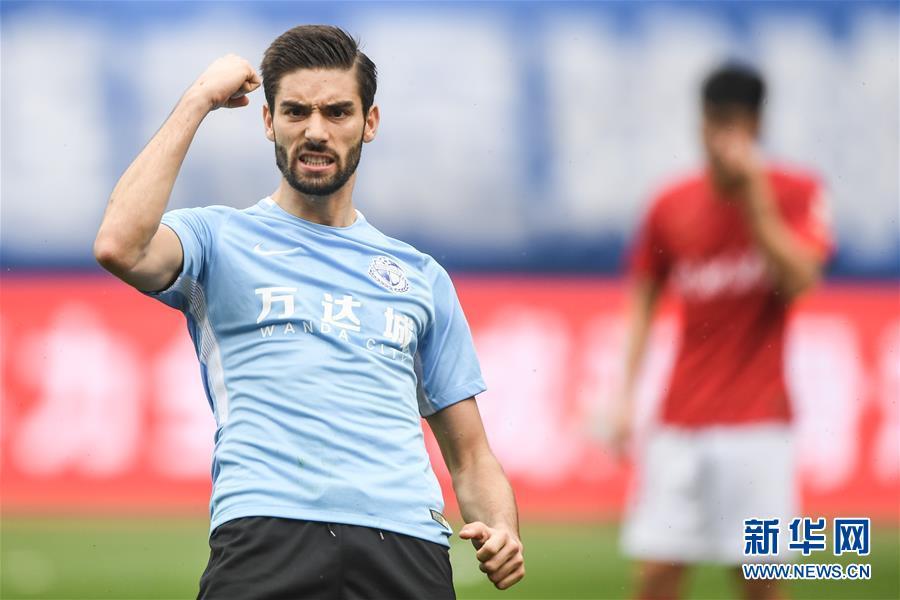 (体育·专题)(4)足球——世界杯赛场上的中超外助