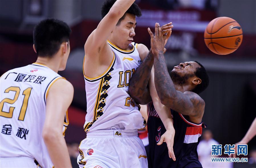 (体育)(3)篮球——CBA复赛第一阶段:时代中国广州胜浙江广厦控股