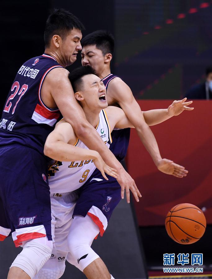 (体育)(2)篮球——CBA复赛第一阶段:时代中国广州胜浙江广厦控股