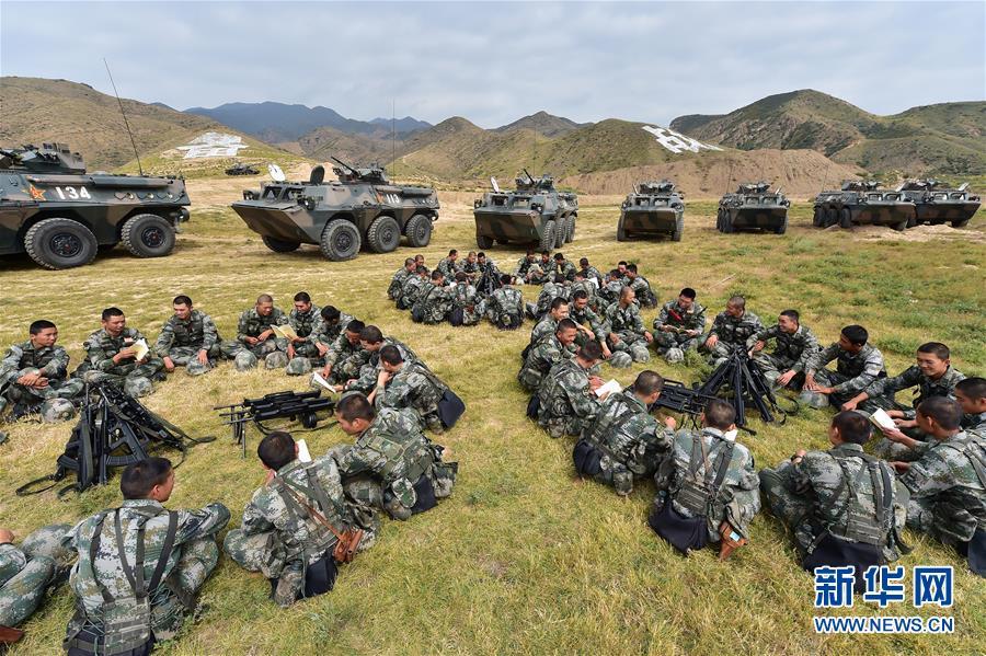 (图文互动)(5)牢记嘱托锻雄师——写在中国人民解放军建军93周年之际