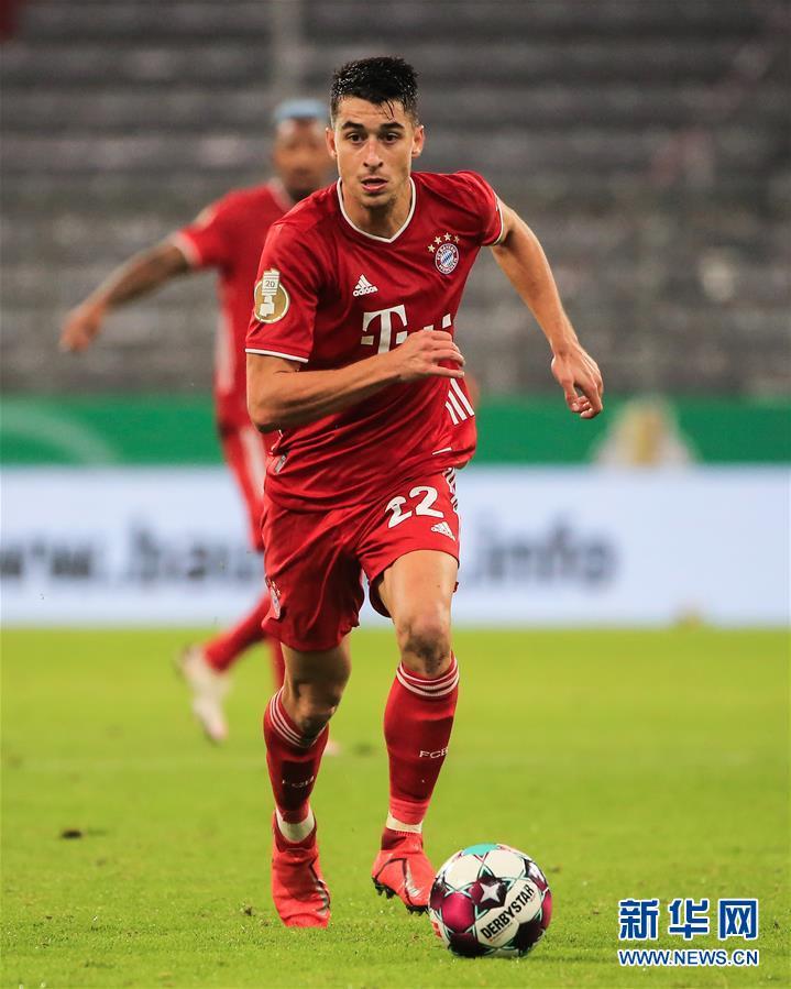 (体育)(2)足球——德国杯:拜仁晋级第二轮