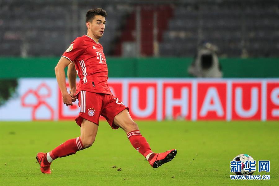(体育)(8)足球——德国杯:拜仁晋级第二轮