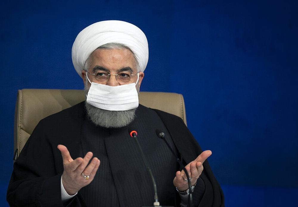 总统鲁哈尼:解除对伊武器禁运至关重要 美国已经变得孤立和孤独