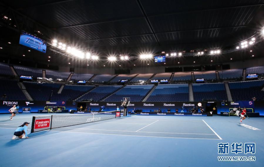 网球——ATP杯:塞尔维亚不敌德国